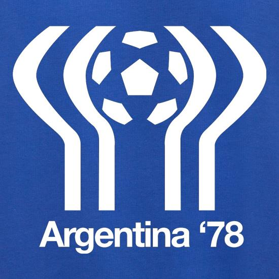 1978 World Cup Argentina Jumpers