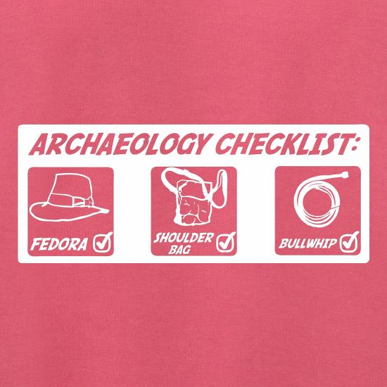 Archeology Checklist Jumpers