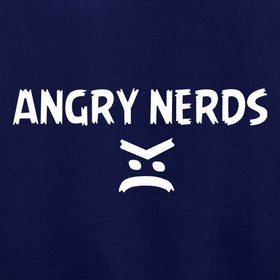 Angry Nerds Jumpers