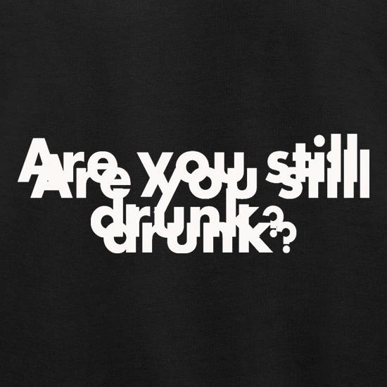 Are You Still Drunk? Jumpers