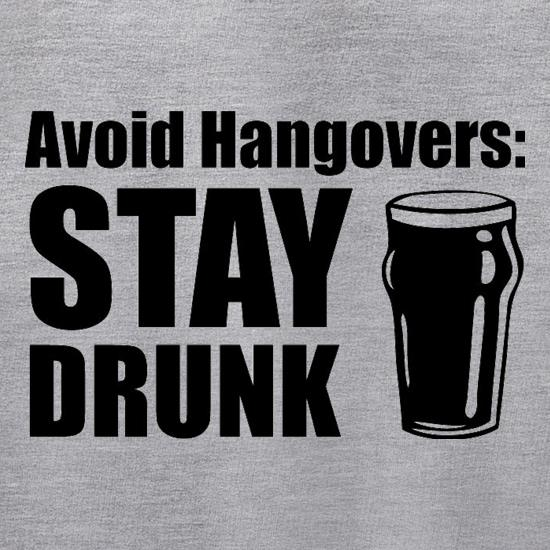 Avoid Hangovers : Stay Drunk Jumpers