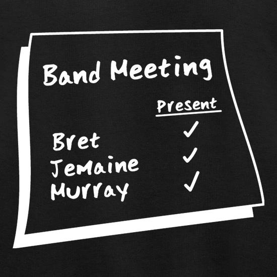 Band Meeting Jumpers