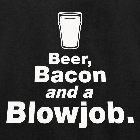 Beer Bacon And A Blowjob Jumpers