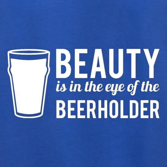 Beauty is in the eye of the Beerholder Jumpers