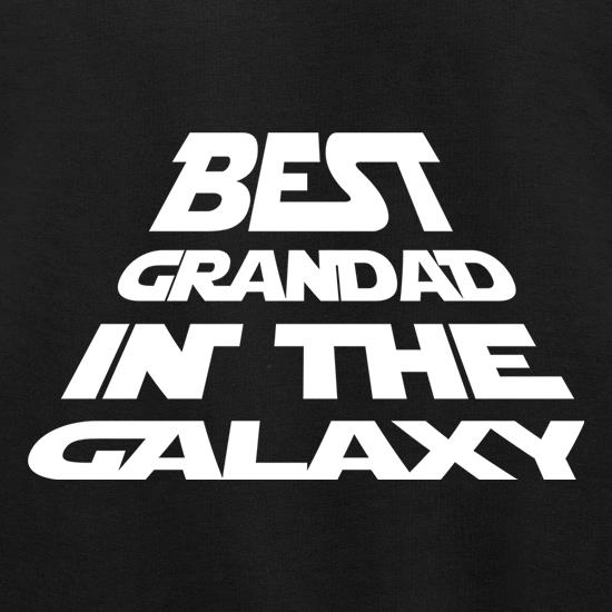 Best Grandad In The Galaxy Jumpers