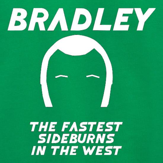 Bradley The Fastest Sideburns In The West Jumpers