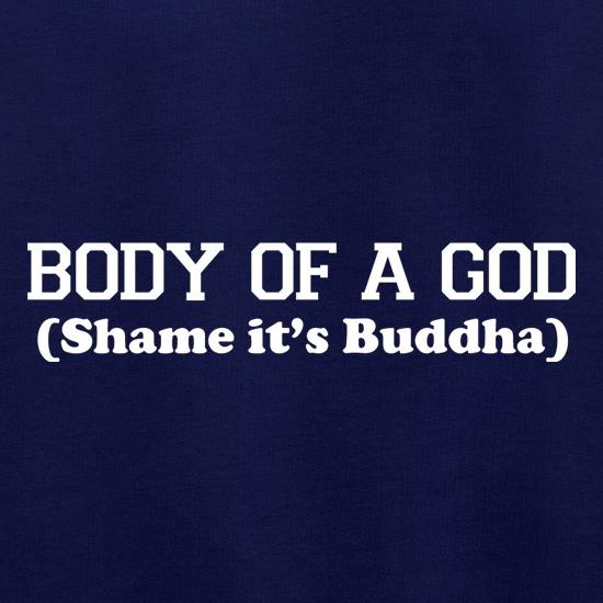Body Of A God, Shame It's Buddha Jumpers