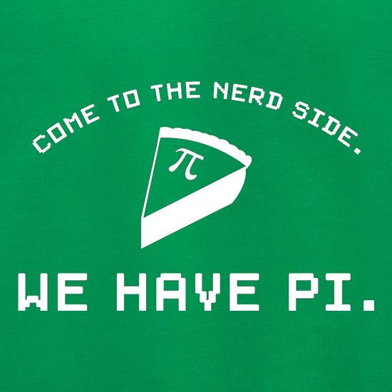 Come To The Nerd Side. We Have Pi Jumpers