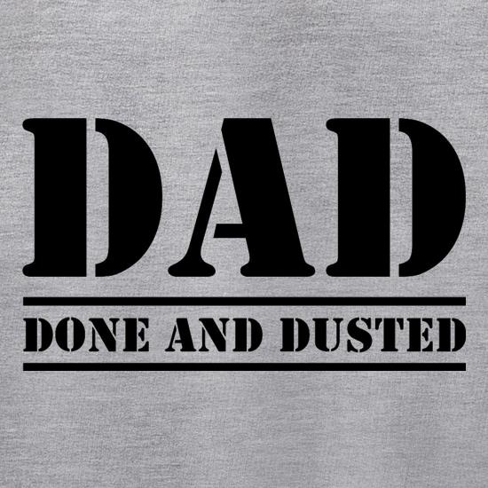 DAD- Done and Dusted Jumpers