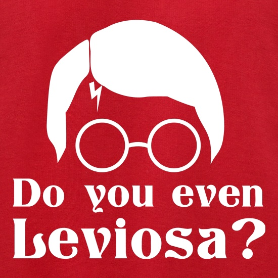 Do you even Leviosa? Jumpers