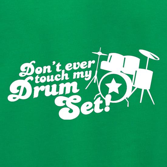 Don't Ever Touch My Drum Set! Jumpers