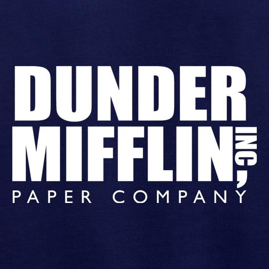Dunder Mifflin Inc Paper Company Jumpers