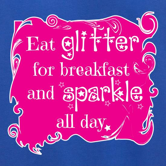 Eat Glitter and Sparkle Jumpers