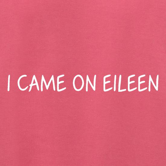 I Came On Eileen Jumpers