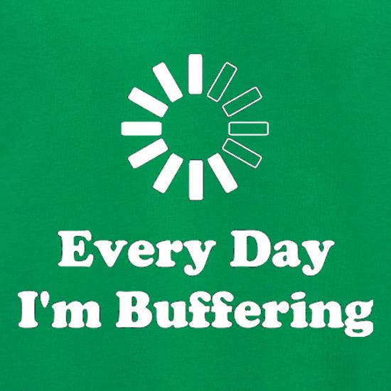Every Day I'm Buffering Jumpers
