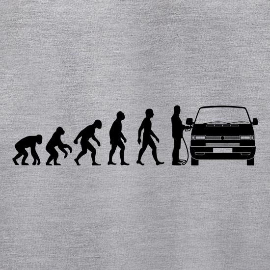 Evolution of Man T4 Campervan Jumpers