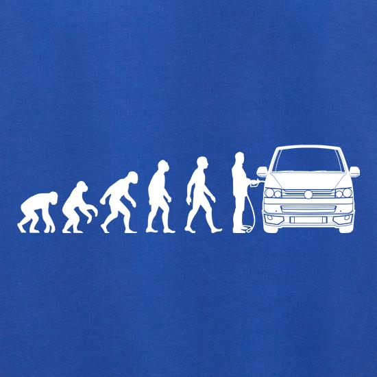 Evolution of Man T5 Campervan Jumpers