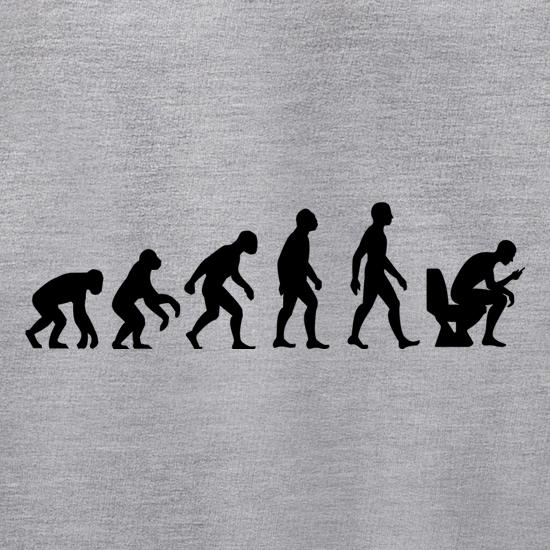 Evolution of Man Toilet Phone Jumpers