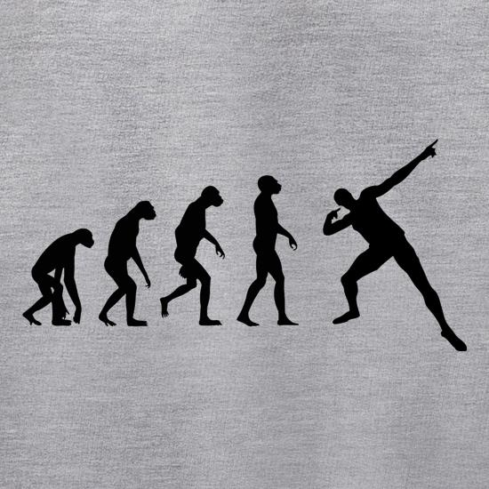 Evolution - Usain Bolt Jumpers