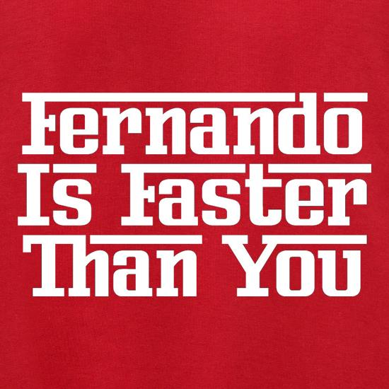 Fernando Is Faster Than You Jumpers
