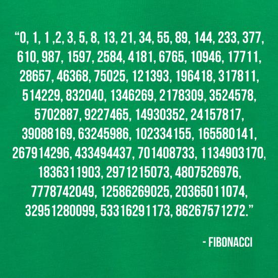 Fibonacci Quote Jumpers