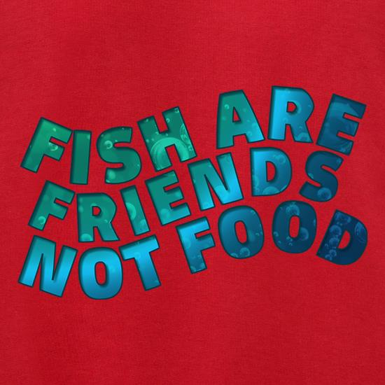 Fish Are Friends, Not Food Jumpers