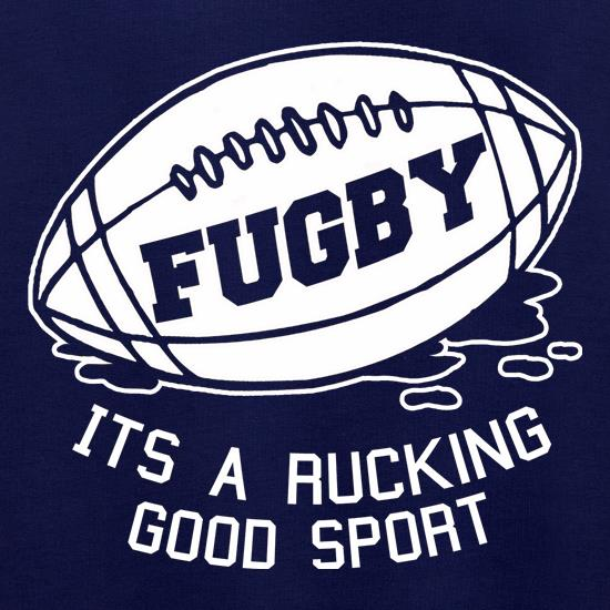 Fugby It's A Rucking Good Game Jumpers