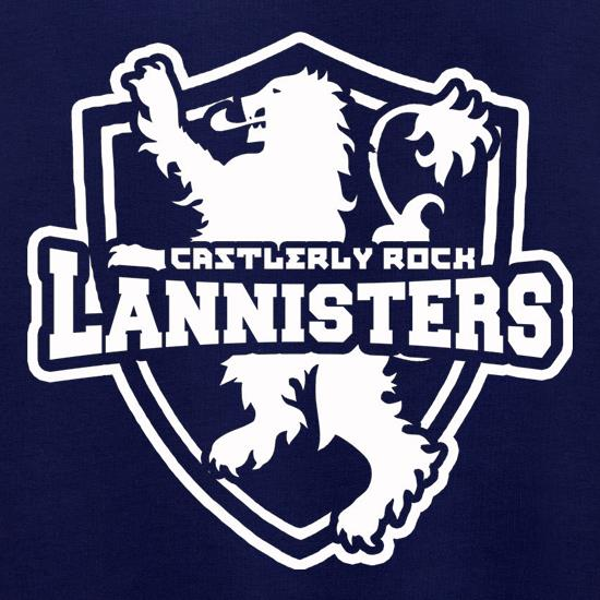 Game Of Thrones - Team Lannister Jumpers