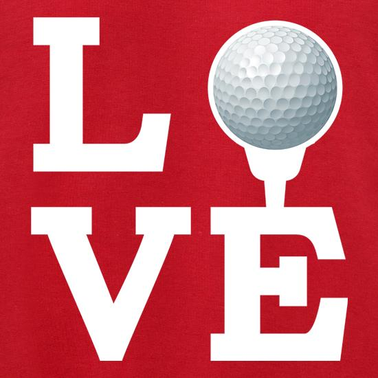 Golf Love Jumpers