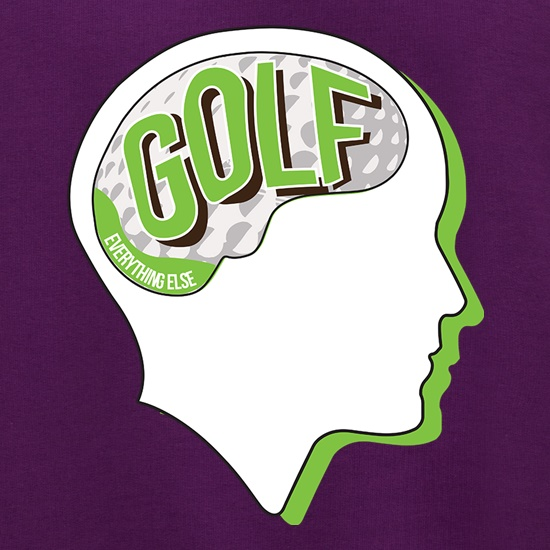 Golf On The Brain Jumpers