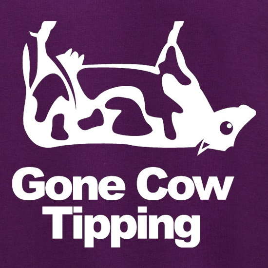 Gone Cow Tipping Jumpers