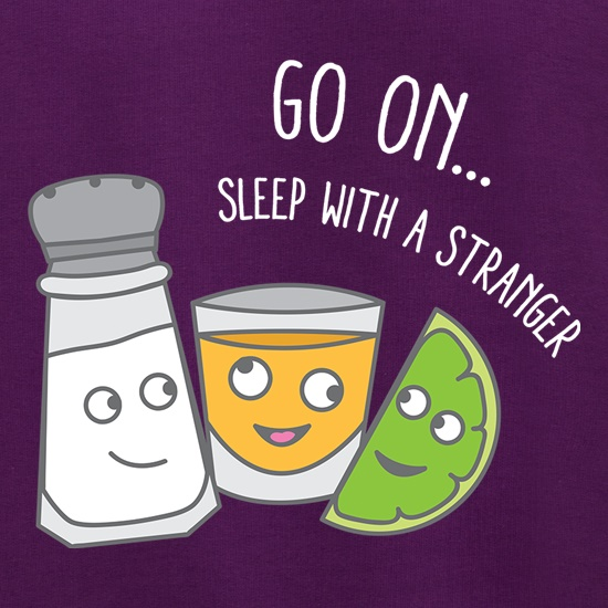 Go On... Sleep With a Stranger Jumpers