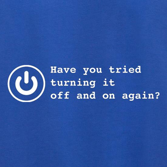 Have You Tried Turning It Off And On Again? Jumpers