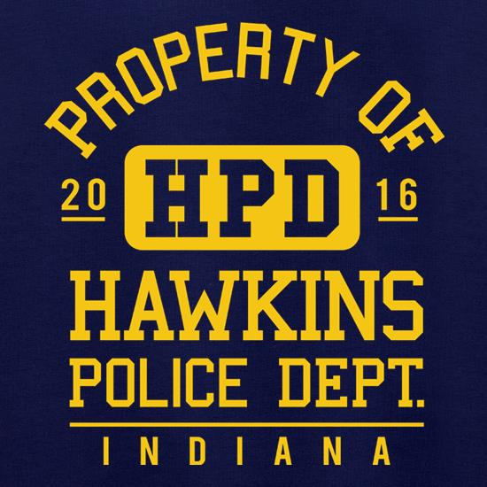 Hawkins Police Department Jumpers