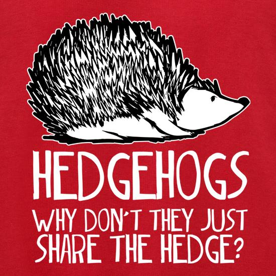 Hedgehogs : Why Don't They Just Share The Hedge Jumpers