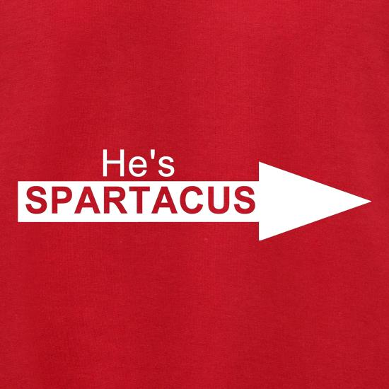 He's Spartacus Jumpers