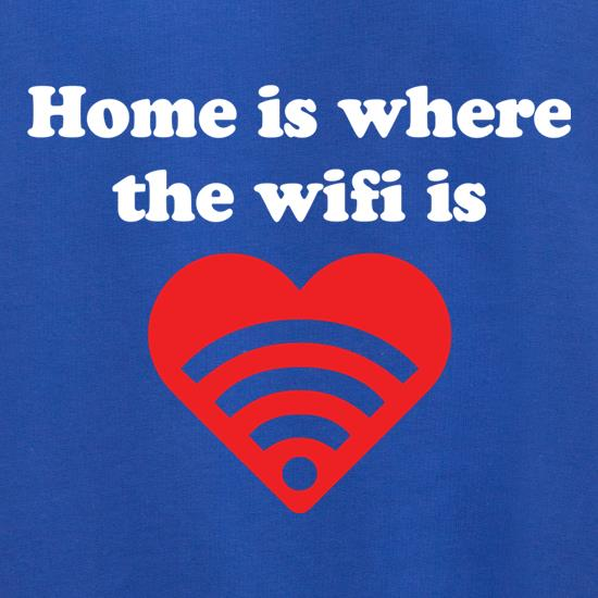 Home Is Where The Wifi Is Jumpers