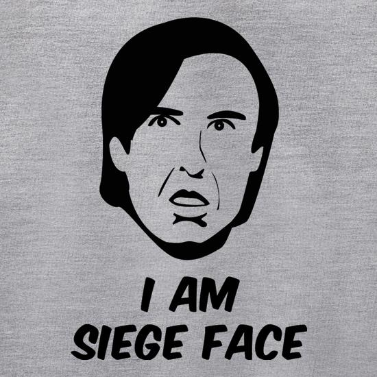 I Am Siege Face Jumpers