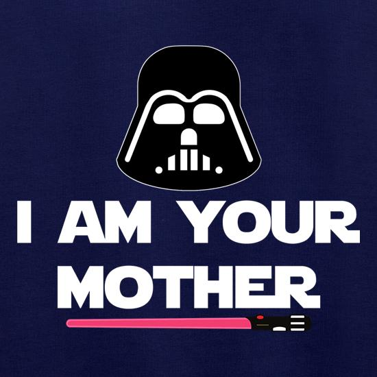 I Am Your Mother Slogan Jumpers