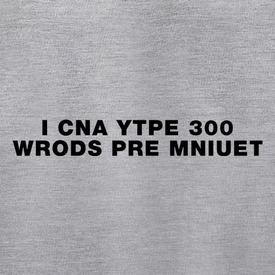 I Can Type 300 Words Per Minute Jumpers