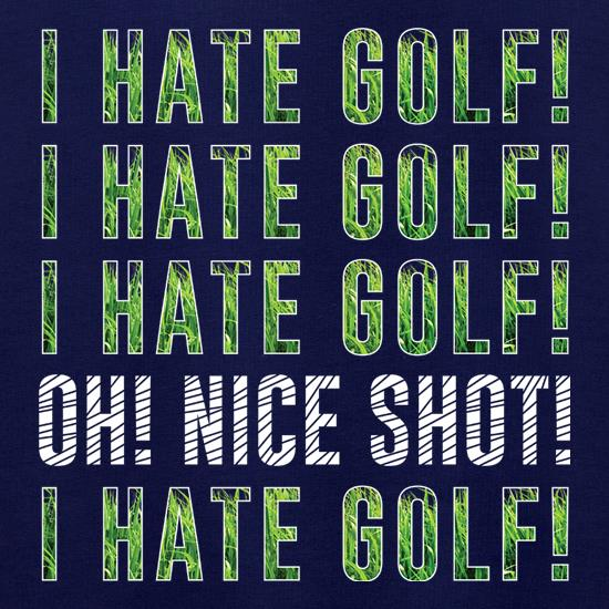 I Hate Golf Jumpers