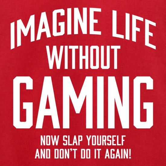 Imagine Life Without Gaming Jumpers