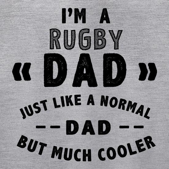 I'm A Rugby Dad Jumpers