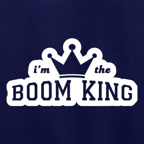 I'm The Boom King Jumpers