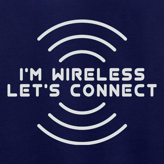 I'm Wireless Let's Connect Jumpers