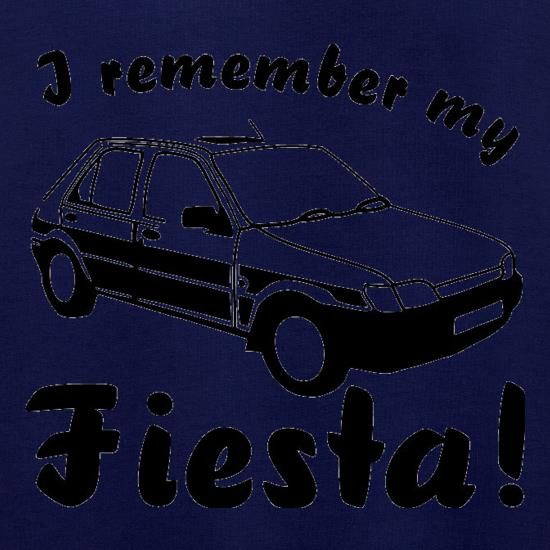 I Remember My Fiesta! Jumpers