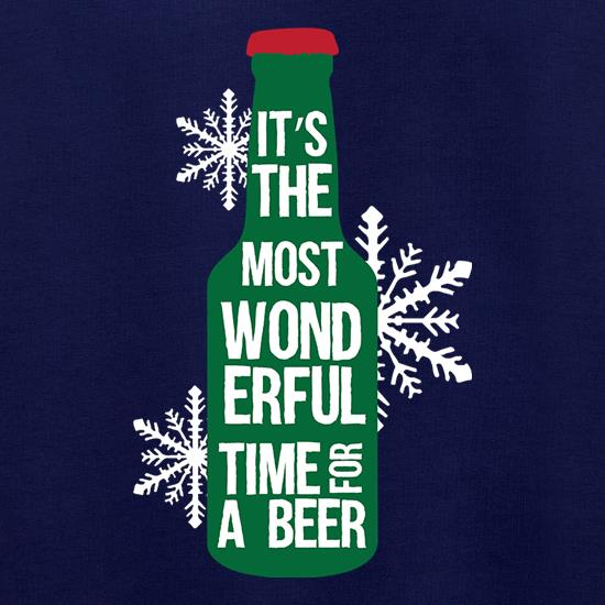 It's The Most Wonderful Time For A Beer Jumpers
