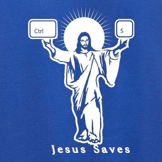 Jesus Saves (Ctrl+S) Jumpers