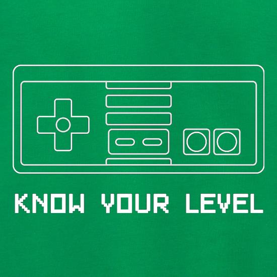 Know Your Level Jumpers