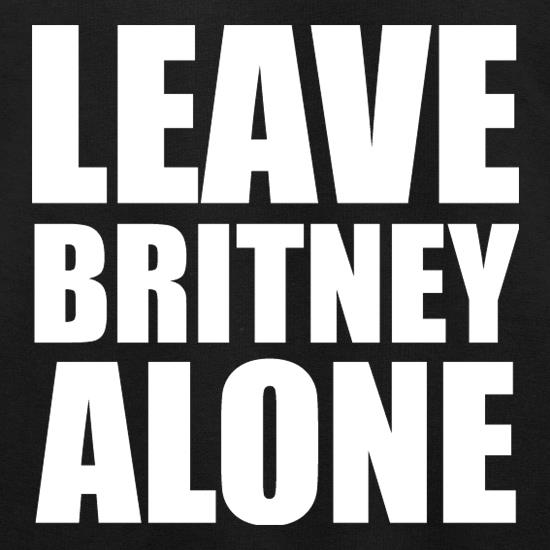 Leave Britney Alone Jumpers